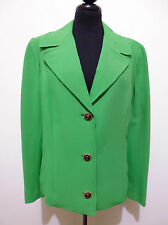 CULT VINTAGE '70 Giacca Donna Lana Wool Woman Jacket Sz.L - 46