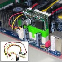 DC 12V 250W 24Pin Pico ATX Switch PSU Car Auto Mini ITX DC TO DC Power Supp K5P2