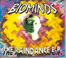 BIOMINDS - The Raindance EP CDM 4TR Hard Trance 1994 RARE!