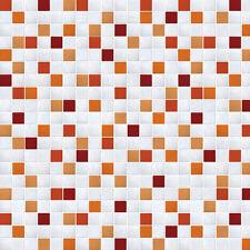 Tile Effect Wallpaper Pattern Vinyl Wall Covering Home Depot Pell Stick Rolls