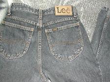 Lee Jeanshose schwarz 32, gepflegter Zustand