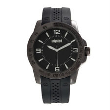 Kenneth Cole Unlisted Mens Silicon Rubber Analog  Watch UL2038
