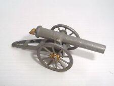 Petit canon SR pour figurine ancienne en plomb creux LR BF - n°2