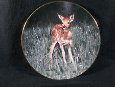 New Arrival, Nature's Lovables,Charles Frace', Bradex/Ws George, Coa on Plate