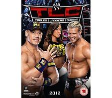 Official WWE TLC 2012 DVD