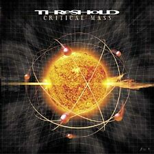 Critical Mass by Threshold (CD, Sep-2002, Inside Out Music) SEALED!