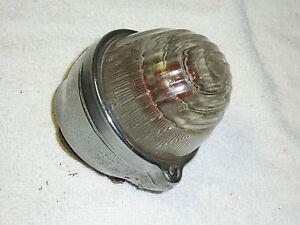DODGE DESOTO PLYMOUTH CHRYSLER BACK UP LIGHT OEM Glass Reverse CB14094
