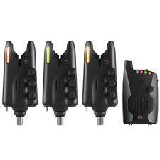 JRC Radar CX Alarm 3+1 Set Ampelfarben Funkbissanzeigerset im Koffer ansehen!