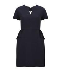 BNWT ORLA KIELY Flower Jacquard Dress, Midnight - Size 6