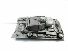Mato Mt139 1/16 German Panzer Iii Rc Tank Bb Shooting Metal Upper Hull W/ Turret
