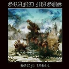 GRAND MAGUS - Iron Will CD