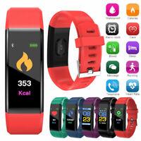 Smartwatch Montre Bracelet Intelligente Etanche Podomètre Fitness Tracker BM