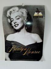 calendrier 1997 Marilyn Monroe 30x42cm