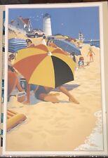 Laurent Durieux Mondo Jaws Art Print Poster Signed Lithograph Spielberg Art