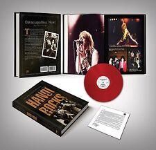 HANOI ROCKS - All Those Wasted Years Book Ari Vantanen Monroe/McCoy Bonus 7 inch