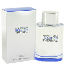 Reaction Thermal 100 ml EDT by Kenneth Cole, Mens Perfume (BNIB)