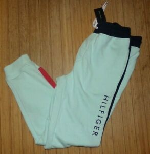 NWT Mens TOMMY HILFIGER SWEATPANTS / ACTIVE~PALE GREEN~XXL