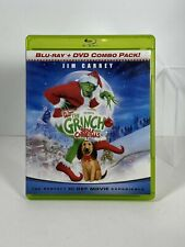 How the Grinch Stole Christmas (Blu-ray/Dvd, 2009, 2-Disc Set)