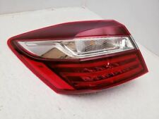 Honda Accord Hybrid Sedan Left Tail Light 16 17 OEM