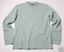 Paul Frank Volume Knob Long Sleeve Tee (S) Green