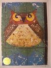 Signed Limited Edition Screech Owl Silkscreen Print by Ted Burnett