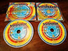 DiscoParade Compilation Winter 2000 DiscoRadio Marco Ravelli 2x Cd