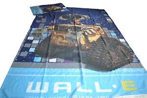 Disney Wall-E Single Bed Quilt Cover Set Rare
