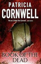 Patricia Cornwell Thrillers Books with Dust Jacket