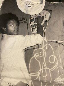 Andy Warhol x UNIQLO Rare Basquiat Tee Shirt M Supreme SPRZ NY