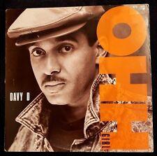 David D OHH GIRL LP Album - 1988 Vinyl Def Jam Recordings CBS Records 44 07575