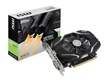 MSI GeForce GTX 1050 Ti 4GB 128-Bit GDDR5 OC PCI-E HDMI/DL-DVI-D/DP GRAPHIC CARD