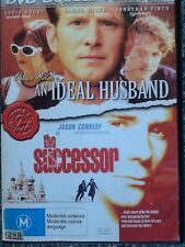 AN IDEAL HUSBAND / THE SUCCESSOR - Double DVD - All regions # 0289