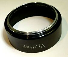 Vivitar 55mm Telephoto Lens hood Shade Metal for 135mm f2.8