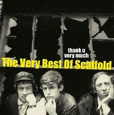 Scaffold Thank U Very Much-Very Best Of CD NEW SEALED Lily The Pink+
