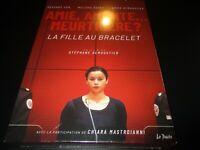"""DVD NEUF """"LA FILLE AU BRACELET"""" Roschdy ZEM, Melissa GUERS, Anais DEMOUSTIER"""