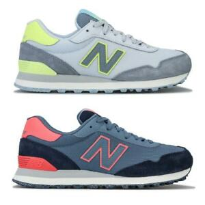 Womens New Balance 515 Classic Lace up Cushioned Trainers