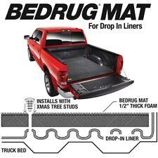 """BMT02SBD BedRug Carpet Bed Liner Mat Dodge Ram 6'4"""" Bed 2002-2018"""