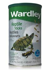 Wardley Premium Amphibian Reptile Turtles, Frogs Newts Sticks, 14.5oz, 411g