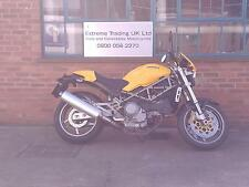 Ducati Monster S4 916 engine 2003 low mileage in stunning condition.