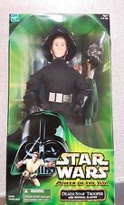 "1/6 scale Star Wars Death Star Trooper 12 "" figure Power of the Jedi Hasbro"