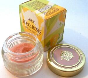 Avon Women's Fragrance ROSES ROSES Cream Sachet .66 oz