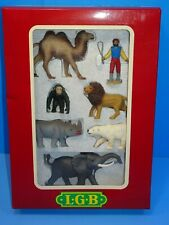 Vintage 5027 LGB Animal Set G Scale