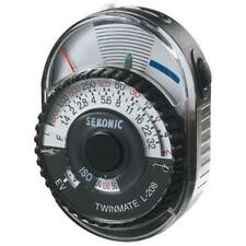 Sekonic L-208 Twinmaster Compact Incident / Reflected Light Meter #401-208