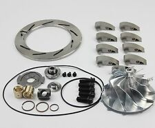 04.5-05 GMC Chevy Duramax 6.6 LLY GT3788VA Turbo Billet Wheel Rebuild kit Vanes