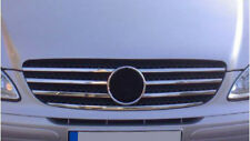 Chrome Grille Accent Trim Set Covers To Fit Mercedes-Benz Vito W639 (2003-09)