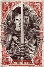 Army of darkness / Evil Dead 3 poster by Anthonie Petrie - Ap