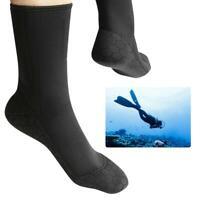 2Pcs SLINX 3mm Swimming Boot Sock Scuba Wetsuit Neoprene Diving Snorkeling Socks