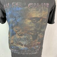 Vintage Rap Tee 2Pac T Shirt Hip Hop Tupac Shakur Single Stitch XL 90s Biggie