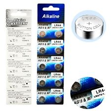 10pcs Button Cell Batteries Watch Battery Alkaline AG13 357 LR44 SR44 A76 Pop AU