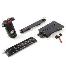 JTZ DP30 Electronic Handle Grip Shoulder Pad Support 15mm Rod DSLR Rig Bracket
